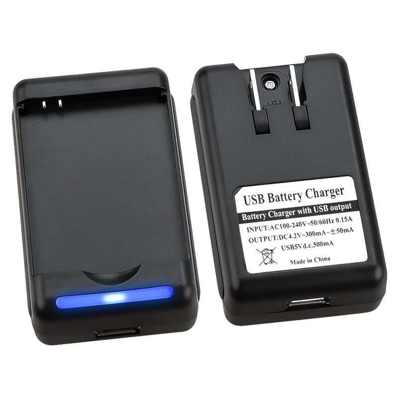 INSTEN Battery Charger Set for Samsung Galaxy S II i9100