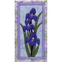 Iris 10x19 Quilt Magic Kit