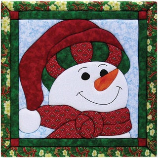 Quilt Magic Snowman Quilt Magic Kit (12x12)