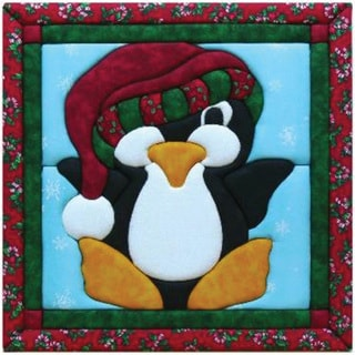 Quilt Magic 'Penguin' Hanging Quilt Kit