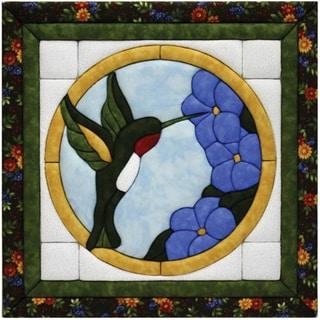 Quilt Magic Hummingbird Quilt Magic Kit (12x12)
