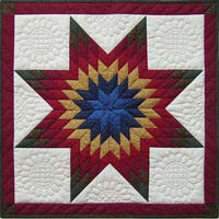 Lone Star 22-inch Wall Quilt Kit