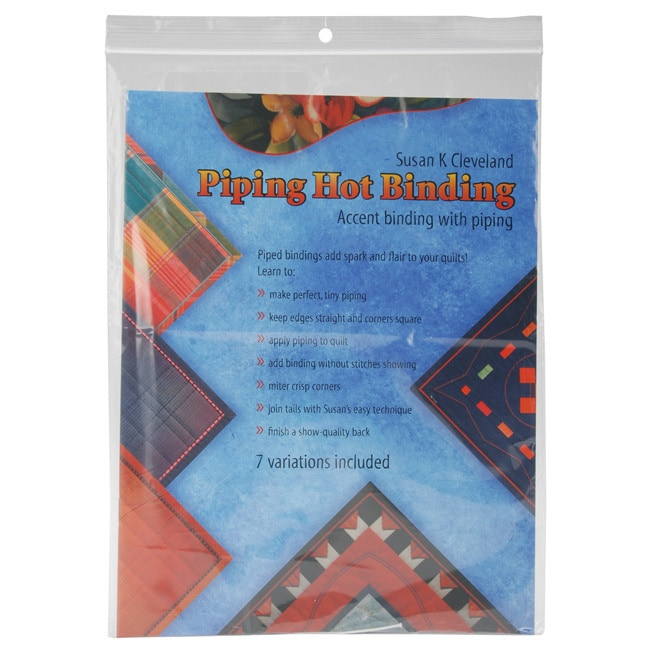 Pelican Pieces Be With You Piping Hot Binding Kit (Bindin...