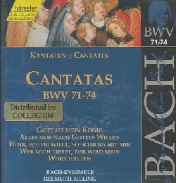 Cantatas Bmv 71-74
