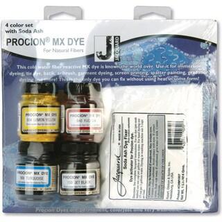 Jacquard Procion MX Dye Four-color Set