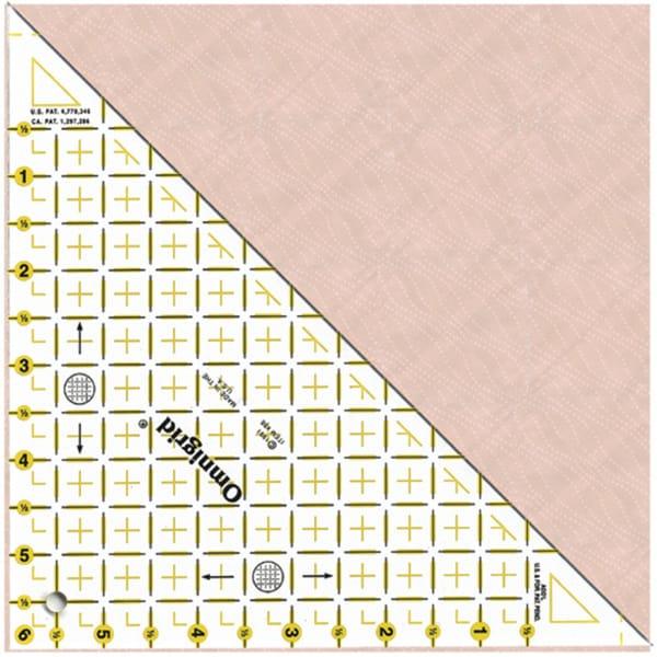 Dritz Omnigrid Right Triangle Ruler