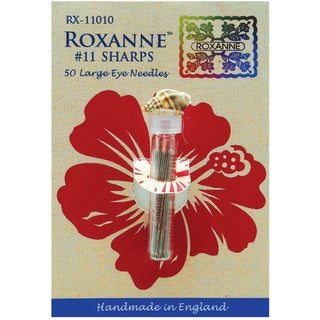 Colonial Needle Roxanne Sharps Hand Needles (Pack of 50)
