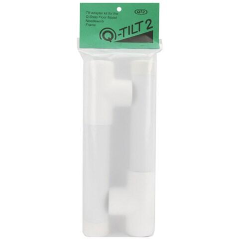 Q-Snap Floor Model Needlework Frame Nine-inch PVC Quilting Tilts