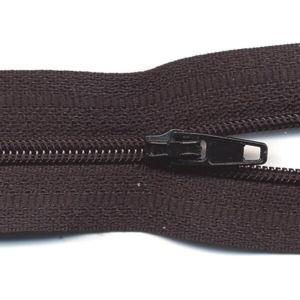 Black 5.5-yard Make-a-Zipper Kit