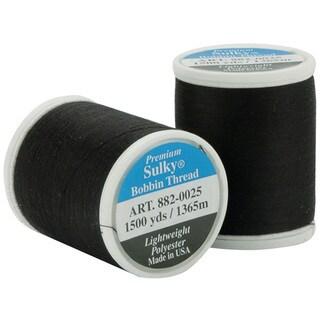 Sulky Black Bobbin Thread (1500 yards)