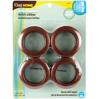 Dritz Copper Curtain Grommets (Pack of 8)