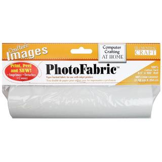 Crafter's Images PhotoFabric Cotton Twill Roll (8.5 x 120)