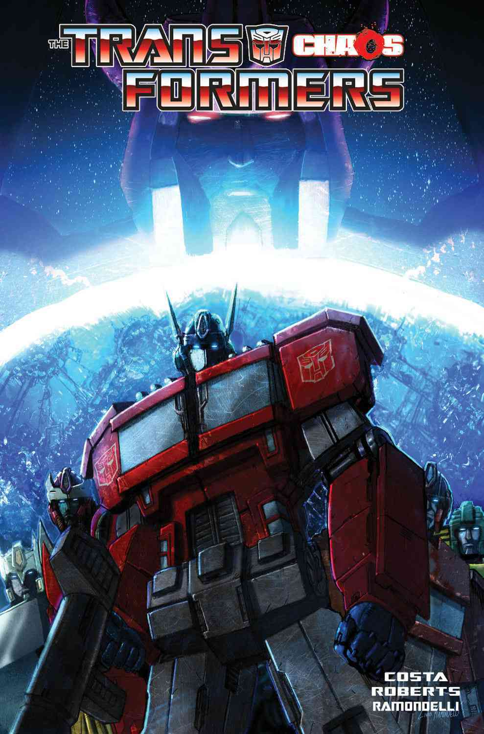The Transformers 7: Chaos (Paperback)