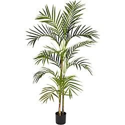 Areca Palm 4-foot Silk Tree