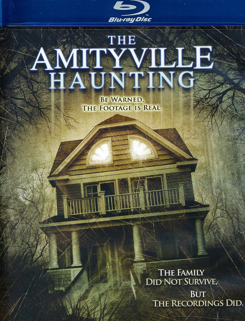 The Amityville Haunting (Blu-ray Disc)
