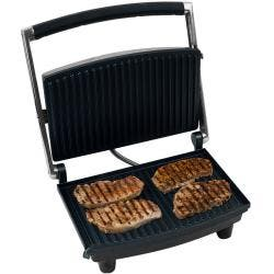Chef Buddy Non-stick Grill and Panini Press https://ak1.ostkcdn.com/images/products/6270293/77/965/Chef-Buddy-Non-stick-Grill-and-Panini-Press-P13906409.jpg?impolicy=medium
