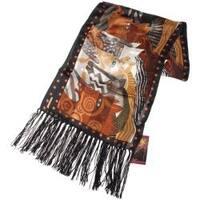 Laurel Burch Moroccan Mares Silk Scarf