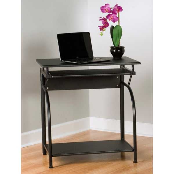 Comfort Products Stanton 50-1001 Black Computer Desk