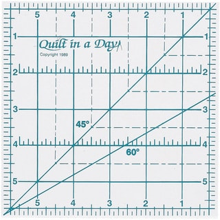 'Quilt in a Day' 6x6 Ruler