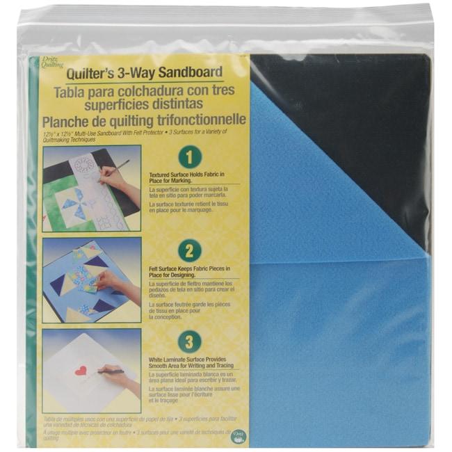 Dritz Quilting Quilter's 3-Way Sandboard
