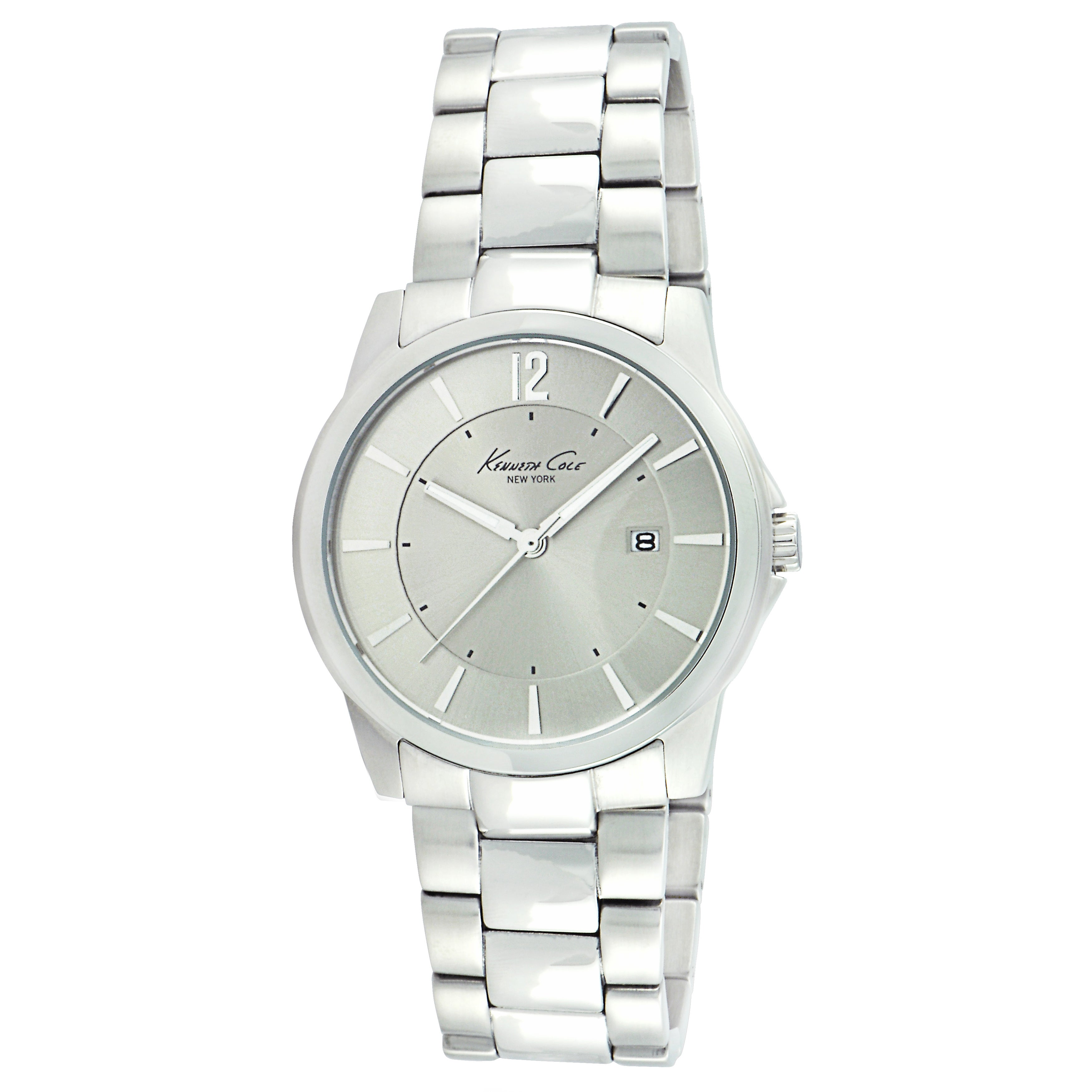 Kenneth Cole New York Men's Stainless Steel Analog Watch