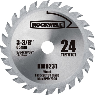 Rockwell Replacement Saw Blade