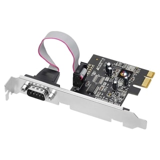 SIIG 1-port PCI Express Serial Adapter