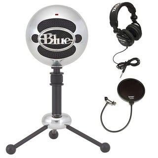 Blue Microphones Snowball USB Microphone Aluminum Kit