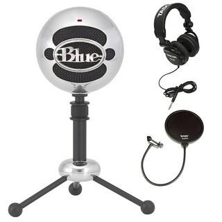 Blue Microphones Snowball USB Microphone Aluminum Kit
