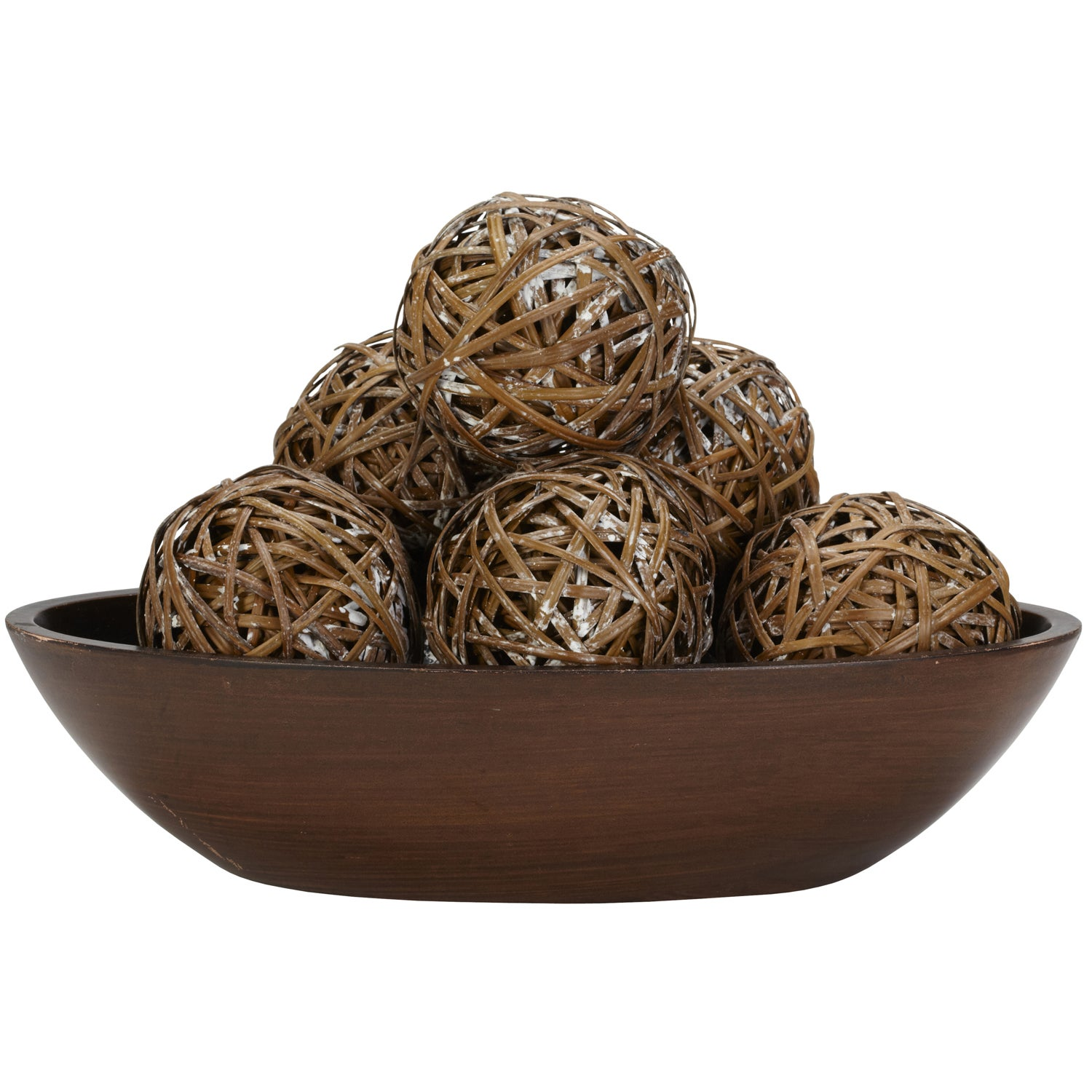 Decorative Balls (Set of 6) - Free Shipping On Orders Over ...