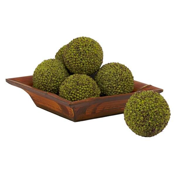 Berry 4-inch Balls (Set of 6)