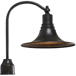 World Imports Dark Sky Kingston Collection Outdoor Post Light