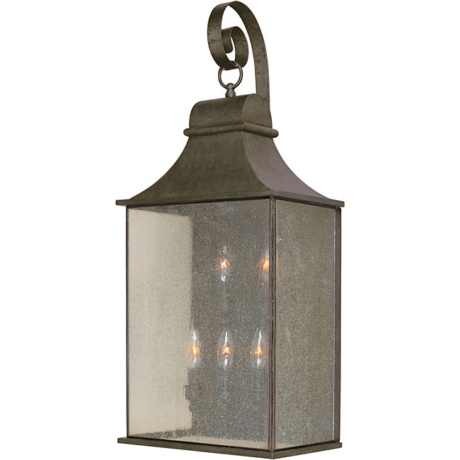 World Imports Dark Sky Revere Collection 5-light Outdoor Wall Lantern ...