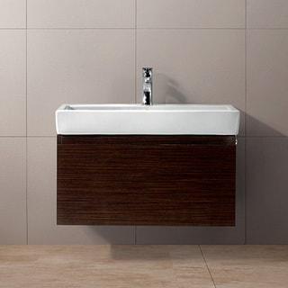 Vigo 30-inch Agalia Single Bathroom Vanity