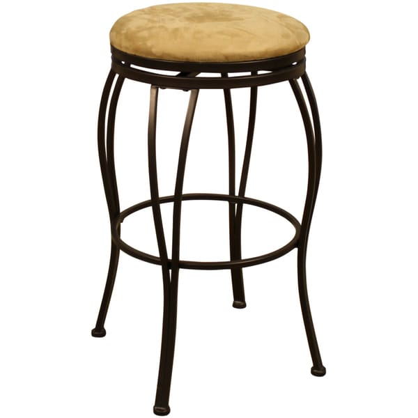 Seville 24-inch Swivel Counter Stool