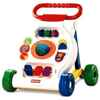 Fisher-Price Brilliant Basics Activity Baby Walker