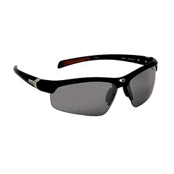Ironman Men's 'Principle' Sport Sunglasses - Black