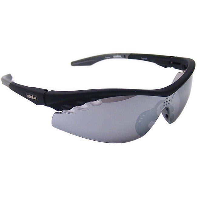 fb10cca9d57 Shop Ironman Men s  Triumph  Sport Sunglasses - Black - Free Shipping On  Orders Over  45 - Overstock - 6275576