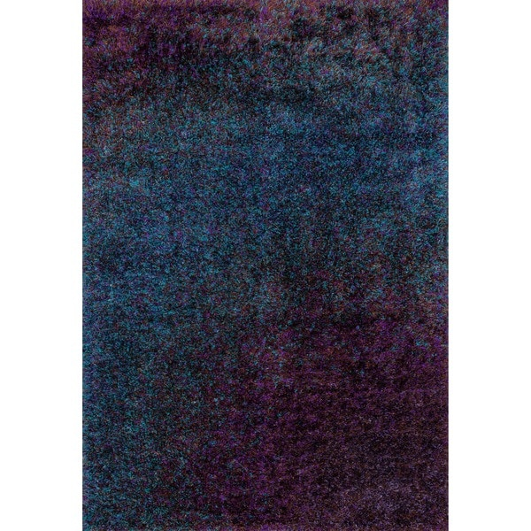 Stella Twilight Shag Rug (3'9 x 5'6)