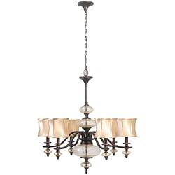 World Imports Chambord Collection 6-light Chandelier