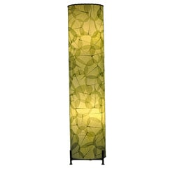 Green Banyan Leaf Floor Lamp (Philippines)