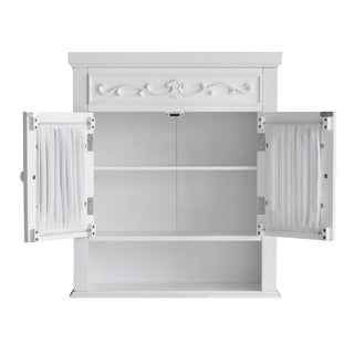 Fair Lady Wall Cabinet by Essential Home Furnishings