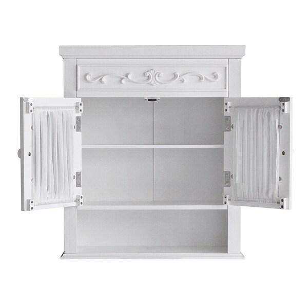 Fair Lady Wall Cabinet by Elegant Home Fashions
