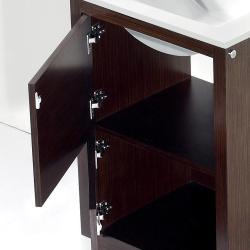 Vigo 24-inch Saba Freestanding Single Bathroom Vanity - Thumbnail 2