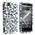 Leopard Protective Case for Motorola Droid X/ MB810