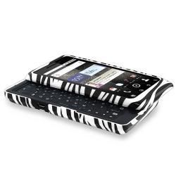 Zebra Protective Case for Motorola Droid 2 A955 - Thumbnail 1