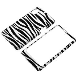 Zebra Protective Case for Motorola Droid 2 A955 - Thumbnail 2