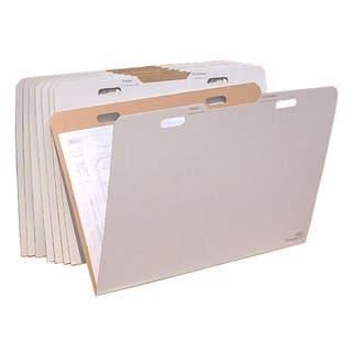 VFolder37 24 x 36-inchFlat Items Storage VFolders (Pack of 8)