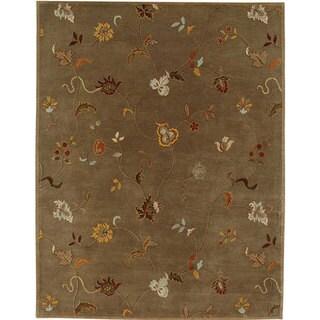 Hand-tufted Diana Wool Rug (8' x 11')