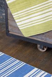 Laenas Flat Weave Wool (9' x 12')